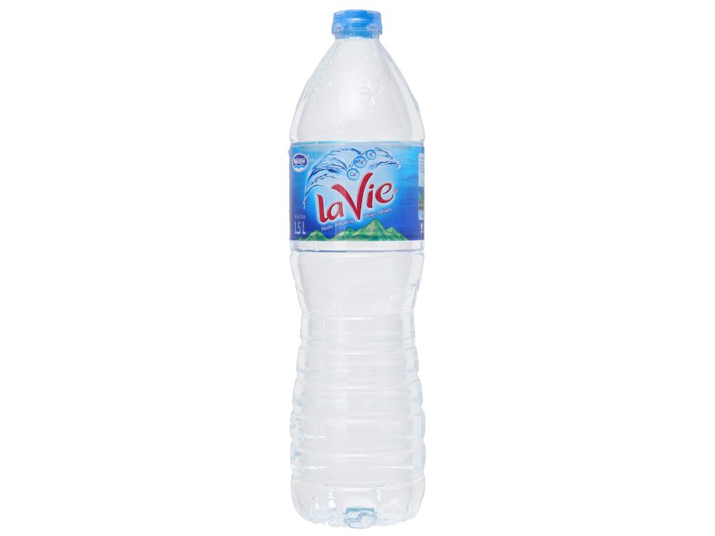 Nước khoáng La Vie 1.5 lít 1