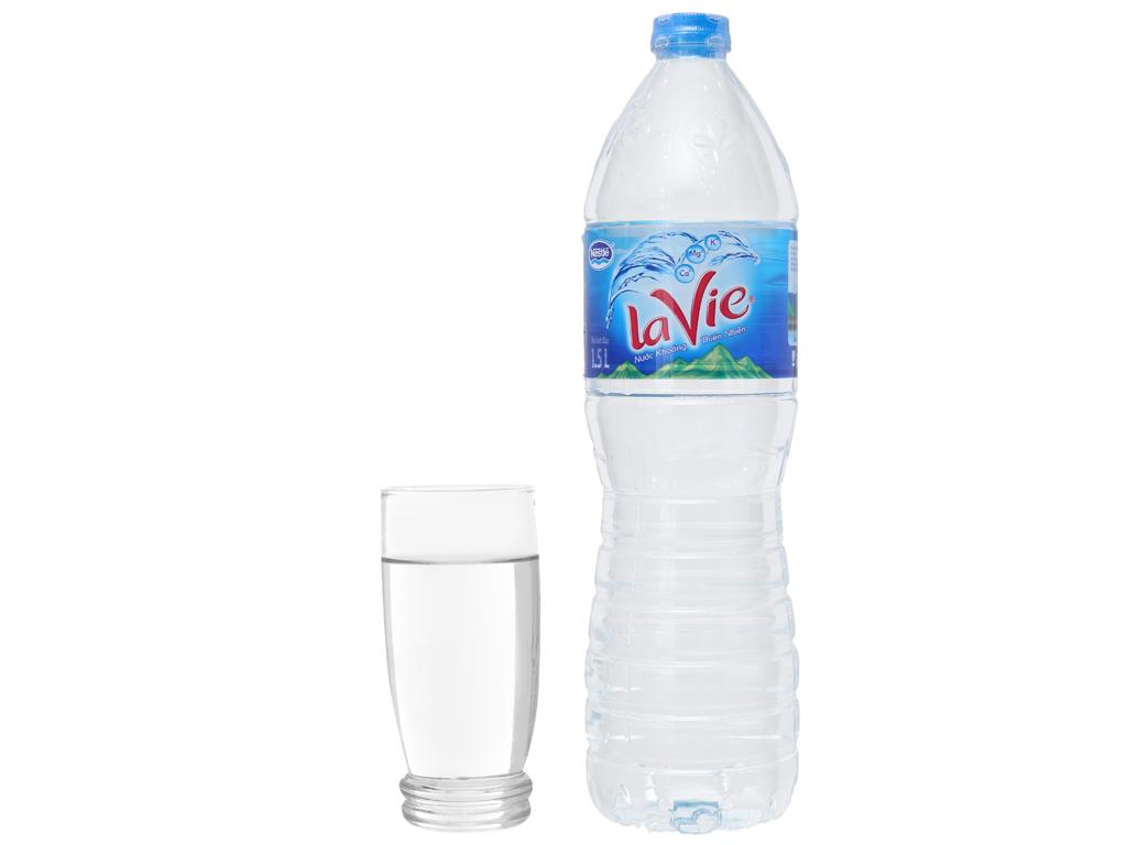 Nước khoáng La Vie 1.5 lít 3