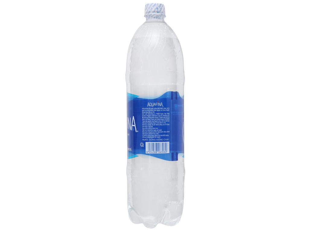 Nước tinh khiết Aquafina 1.5 lít 3