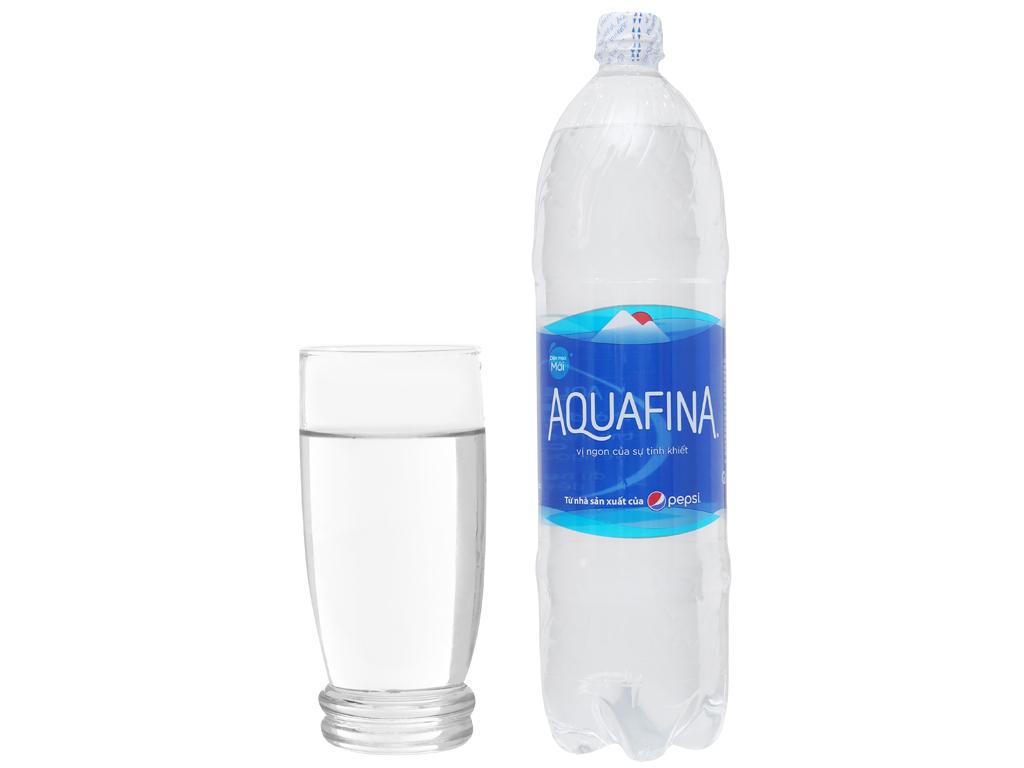 Nước tinh khiết Aquafina 1.5 lít 5