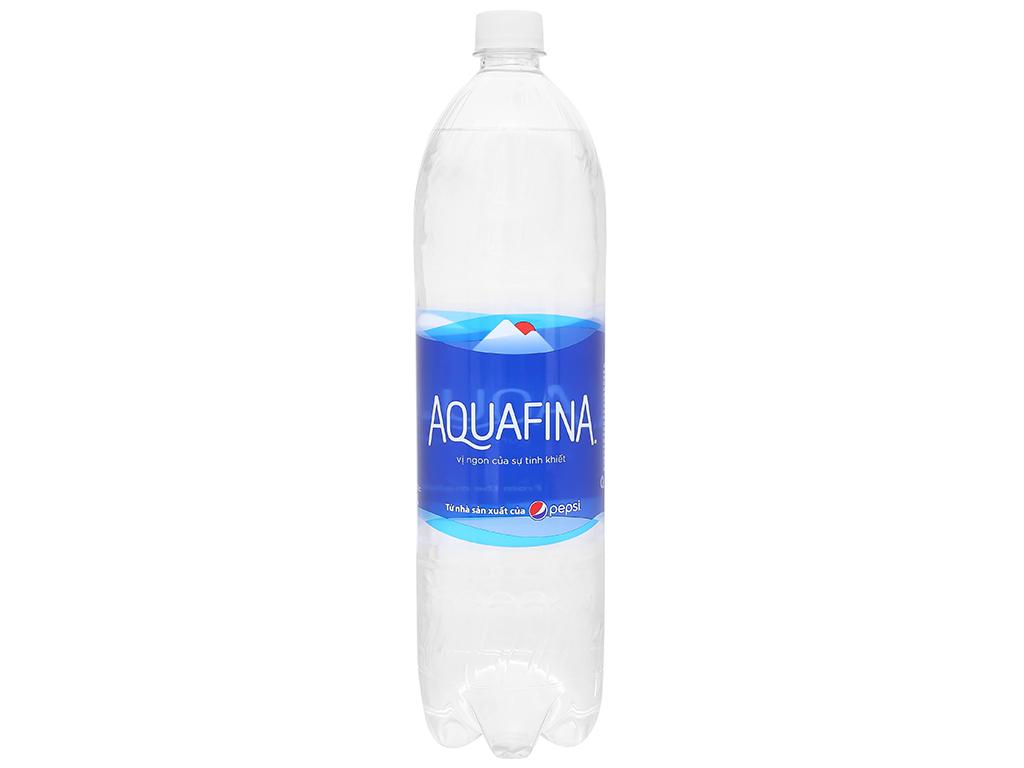 Nước tinh khiết Aquafina 1.5 lít 1