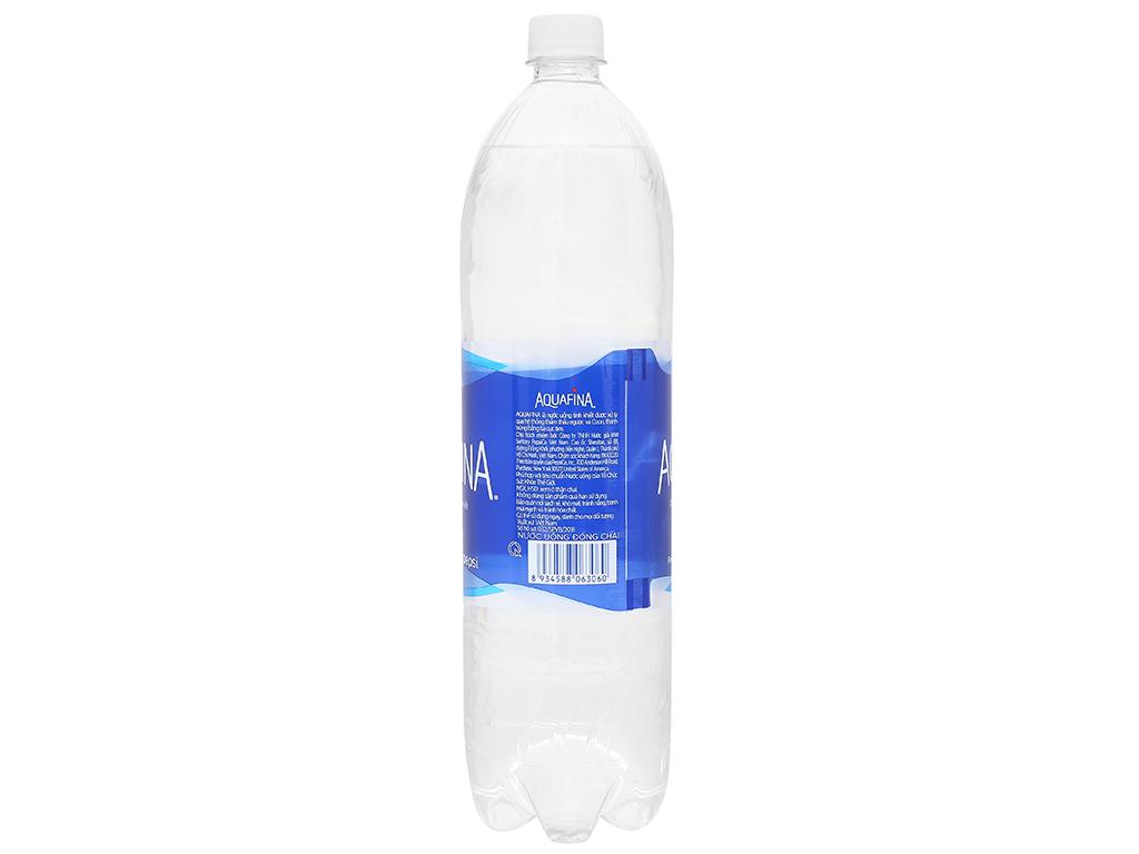 Nước tinh khiết Aquafina 1.5 lít 2