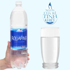 Nước uống Aquafina chai 1.5L