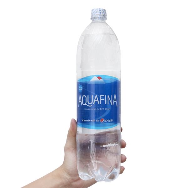 Nước tinh khiết Aquafina 1.5 lít