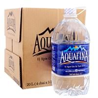Nước tinh khiết Aquafina chai 5 lít (4 chai)