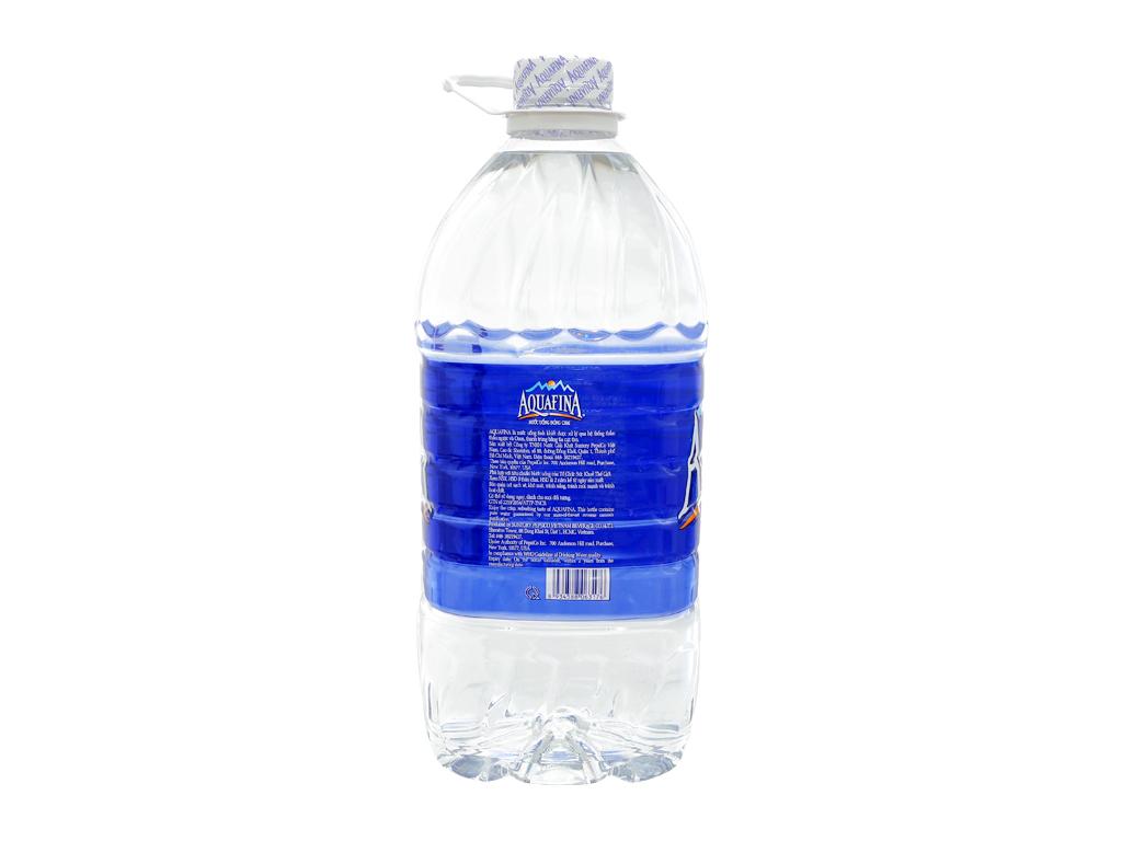 Thùng 4 chai nước tinh khiết Aquafina 5 lít 3