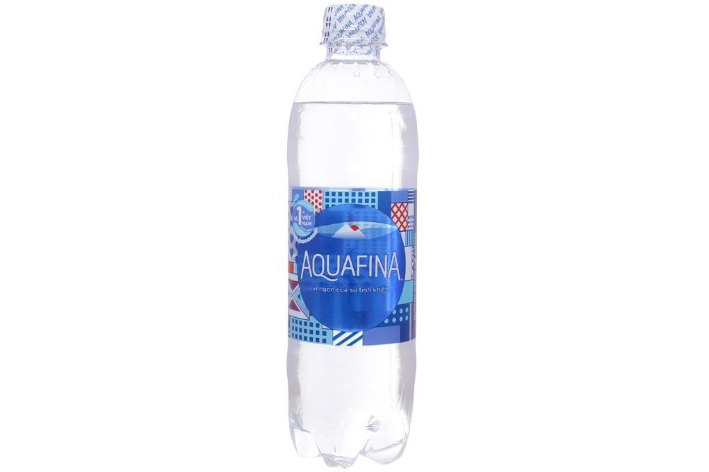 Thùng 24 chai nước tinh khiết Aquafina 500ml 2