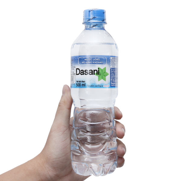 Nước khoáng Dasani 500ml