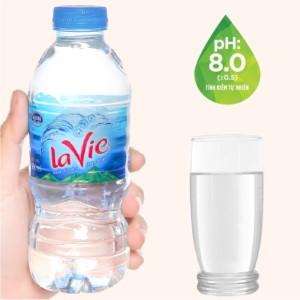 Nước khoáng La Vie 350ml