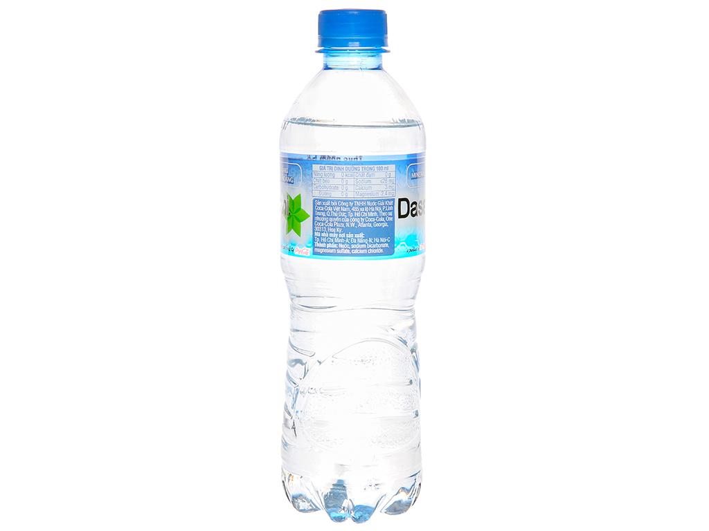 24 chai nước khoáng Dasani 500ml 3