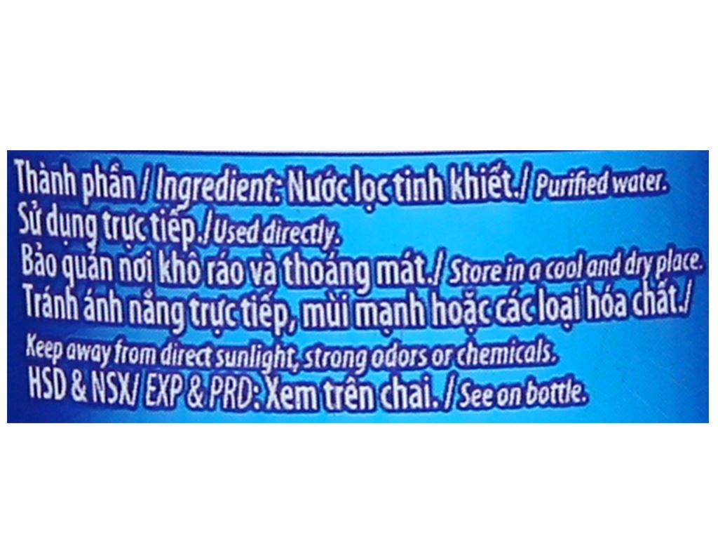Nước tinh khiết ICY 500ml 3