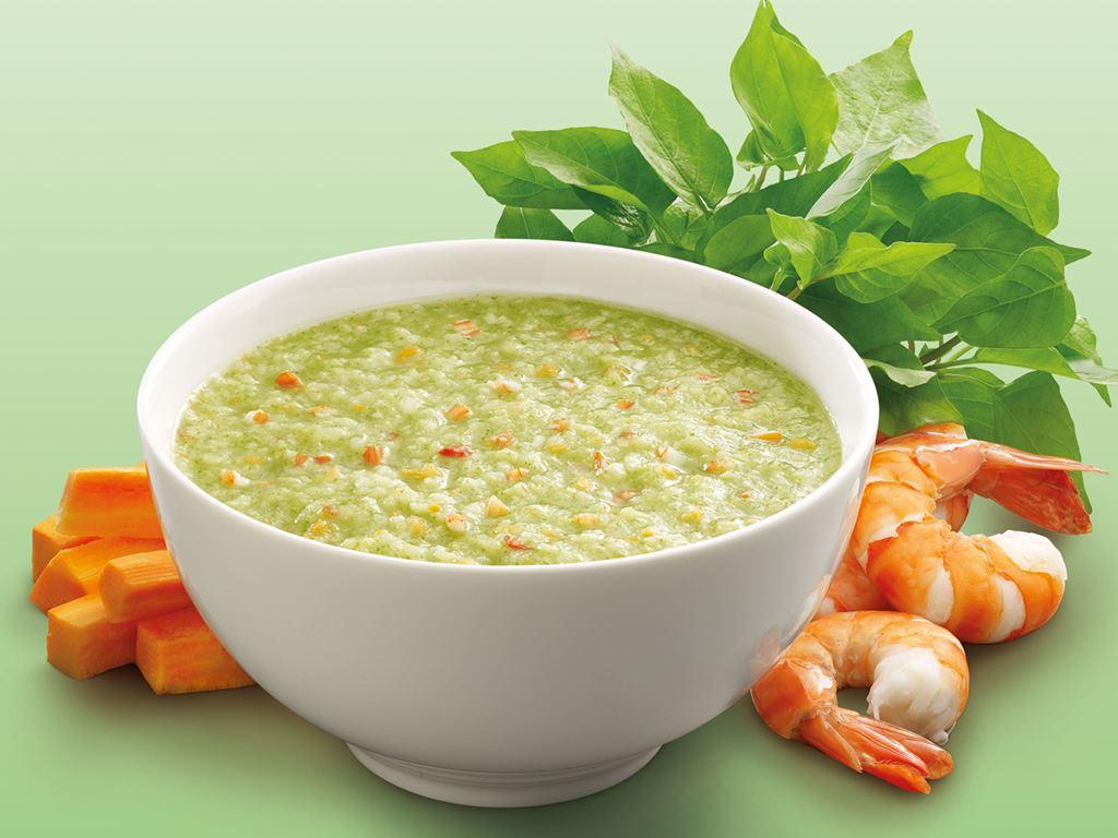 Cháo tươi SG Food Baby tôm, rau ngót Nhật và cà rốt gói 240g 7
