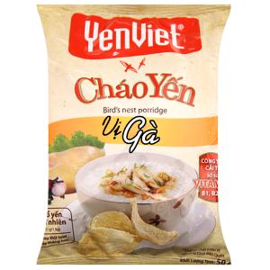 Cháo yến vị gà Yến Việt gói 50g