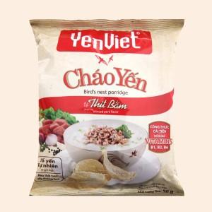 Cháo yến Yến Việt vị thịt bằm gói 50g