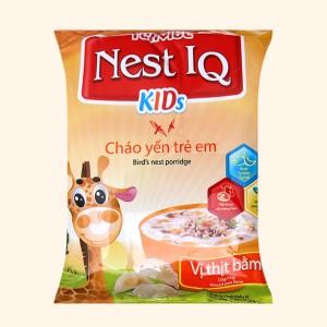 Cháo yến trẻ em Yến Việt Nest IQ Kids thịt bằm gói 50g