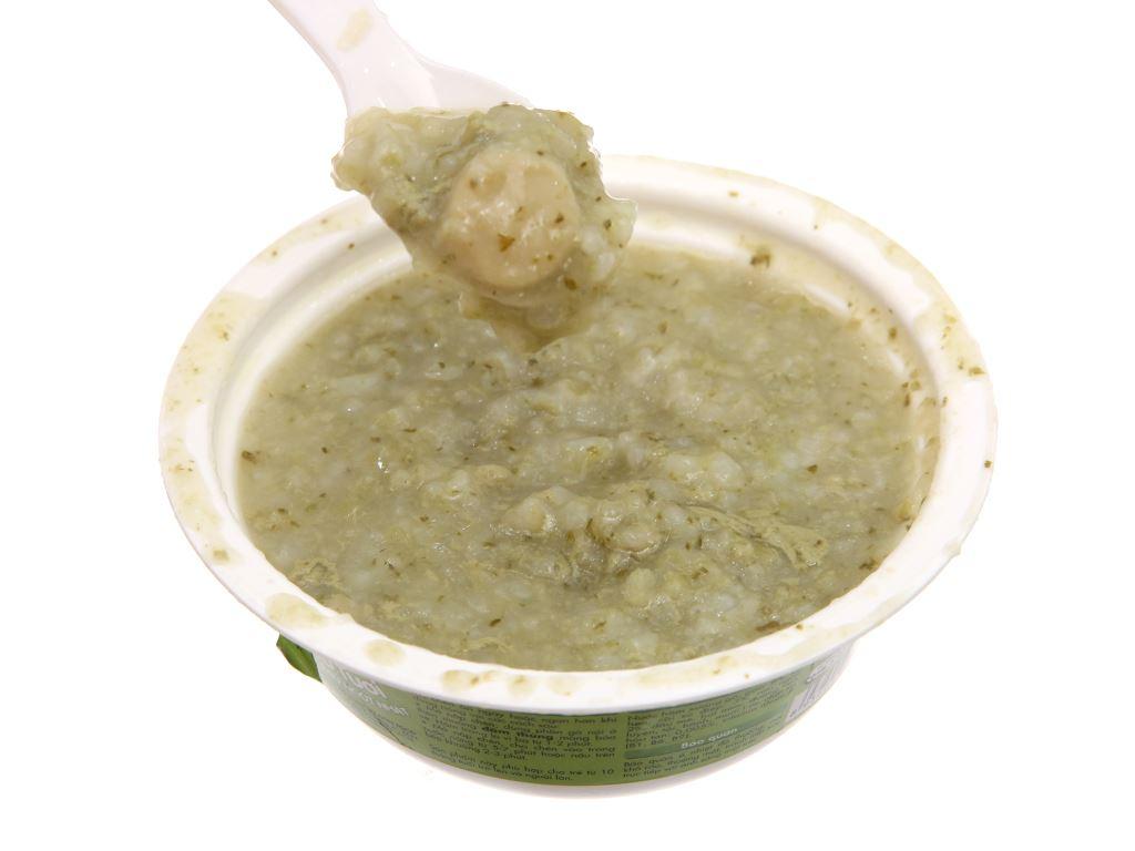 Cháo tươi SG Food Baby sò điệp và rau ngót Nhật hộp 240g 5