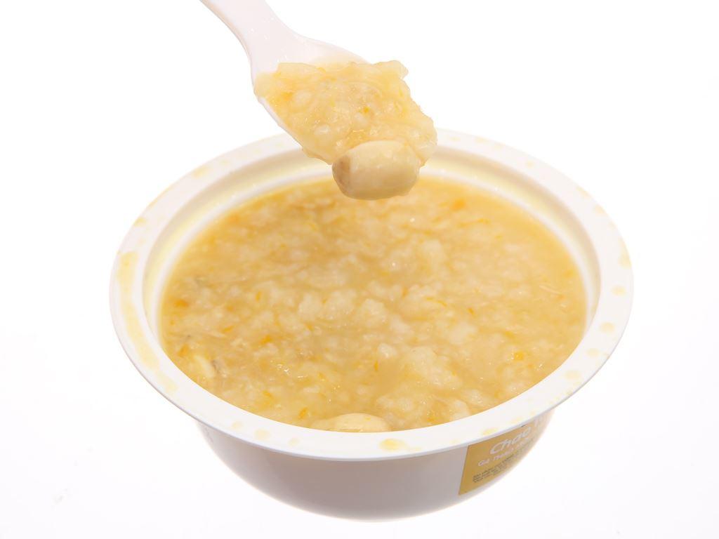 Cháo tươi SG Food gà thảo mộc và hạt sen hộp 240g 5