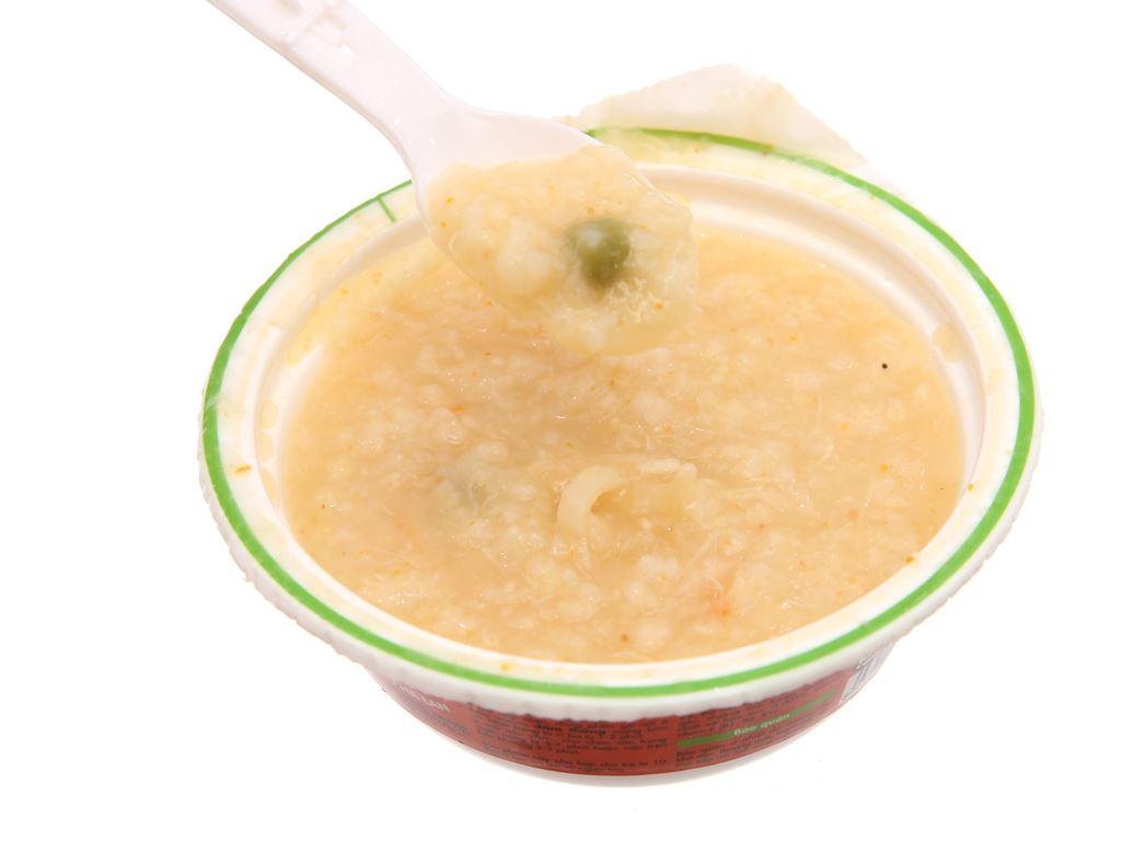 Cháo tươi SG Food Baby cua và đậu Hà Lan hộp 240g 5