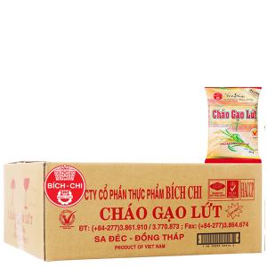 50 gói cháo gạo lứt Bích Chi gói 50g