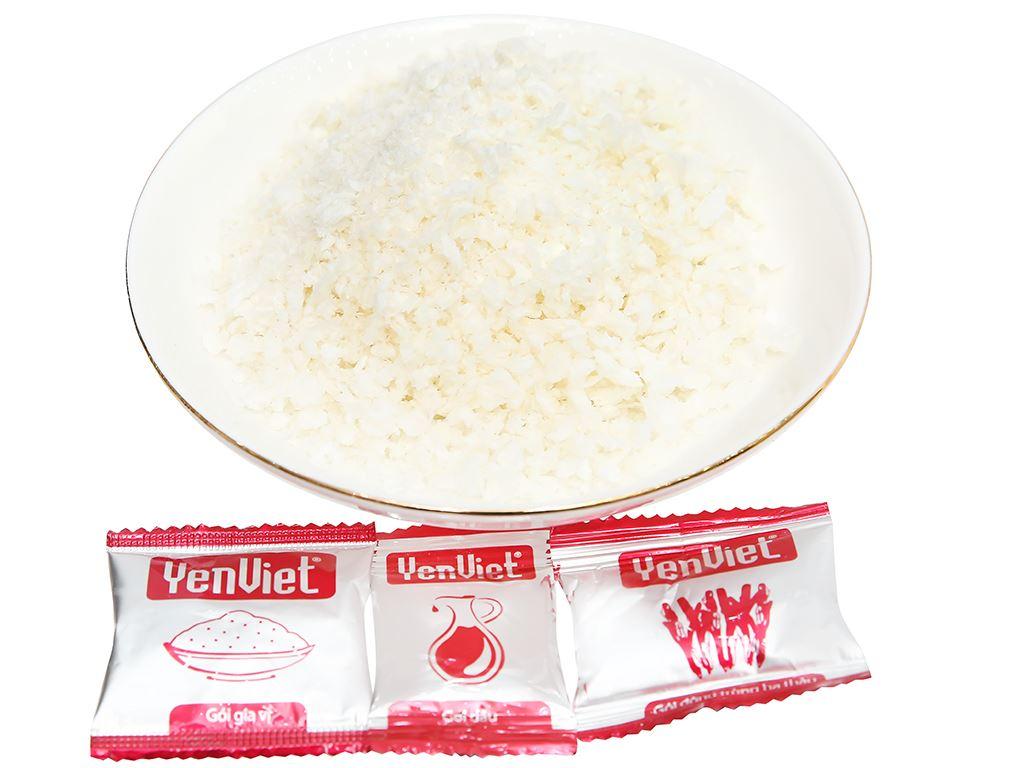 Cháo đông trùng hạ thảo Yến Việt vị thịt bằm gói 50g 9