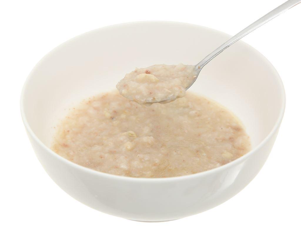Cháo bổ dưỡng SG Food bồ câu yến mạch hạt sen gói 240g 3