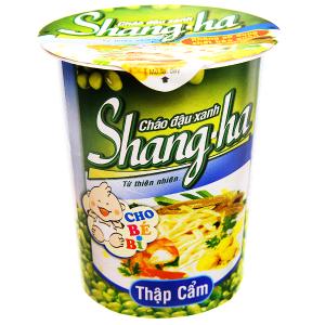 Cháo đậu xanh thập cẩm Shangha ly 50g