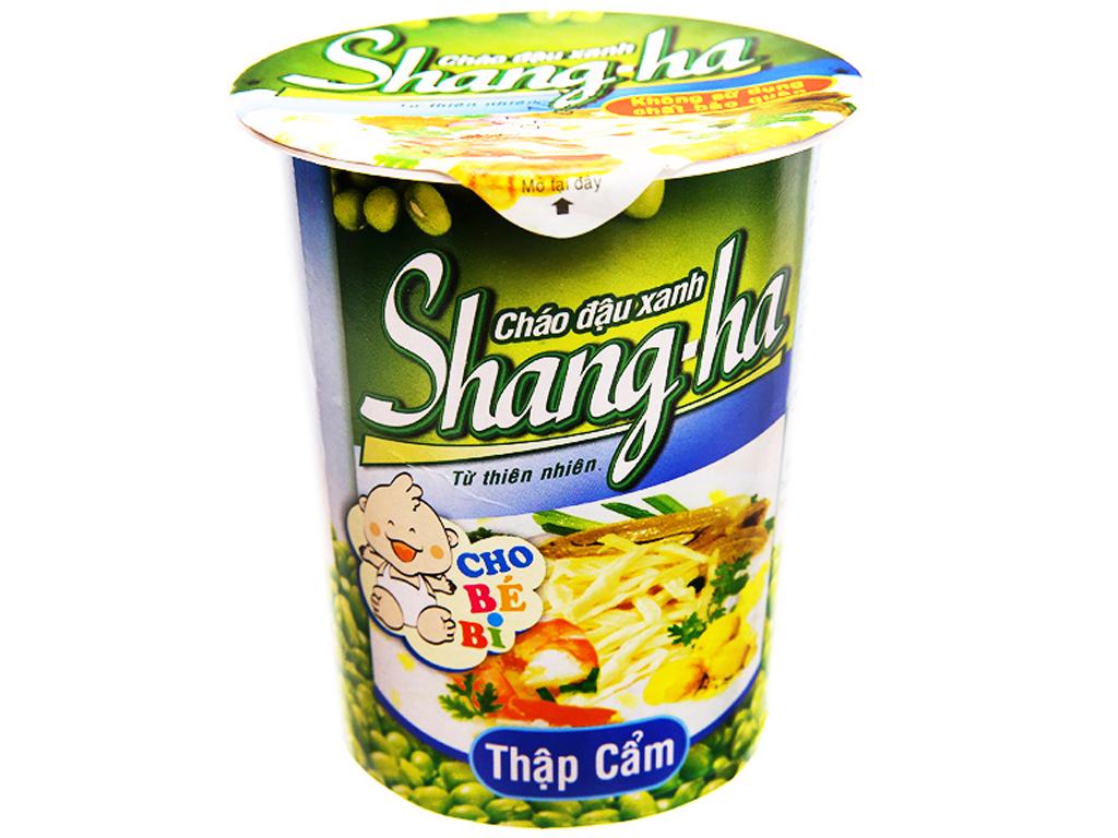 Cháo đậu xanh thập cẩm Shangha ly 50g 1