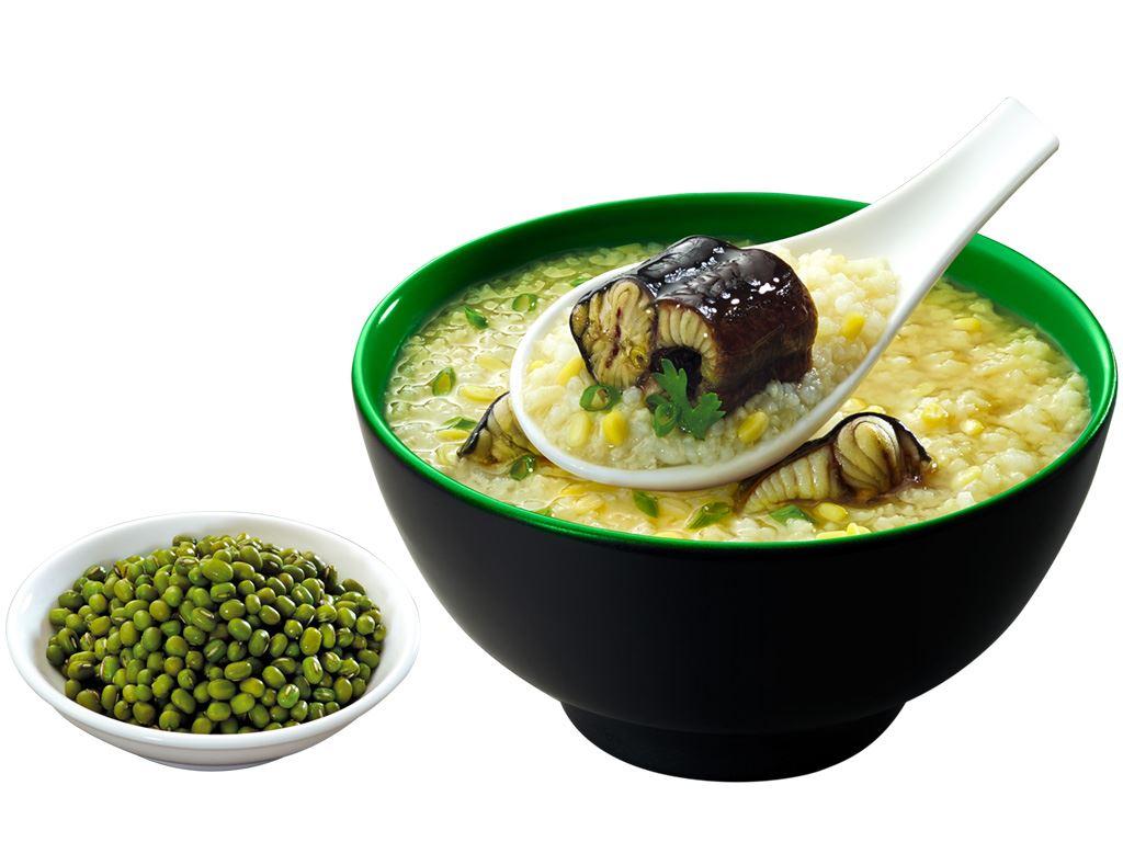 Cháo tươi SG Food lươn đậu xanh gói 270g 7