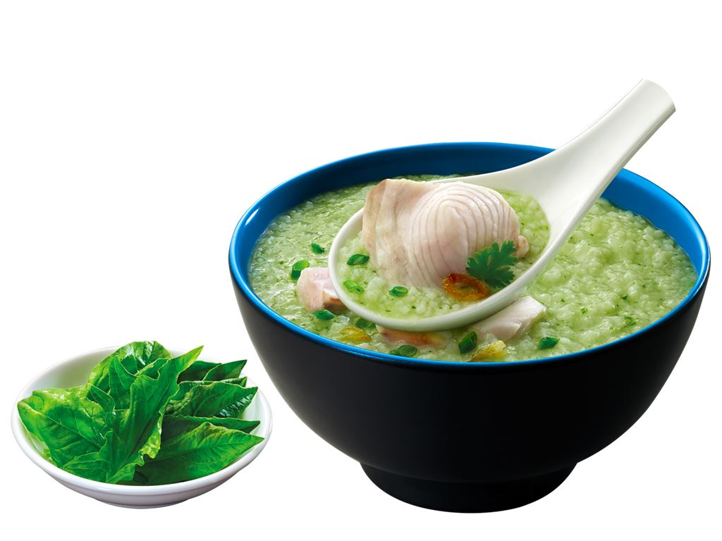 Thùng 30 gói cháo tươi SG Food cá lóc cải bó xôi 270g 4