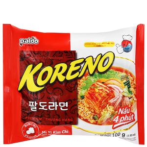 Mì Koreno kim chi gói 100g