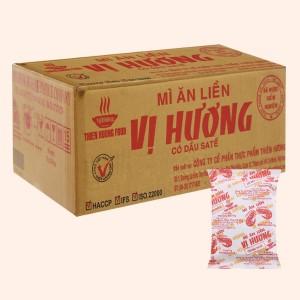 Thùng 30 gói mì Vị Hương sa tế 70g