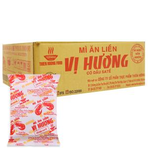 Thùng 30 gói Mì Vị Hương sa tế 75g