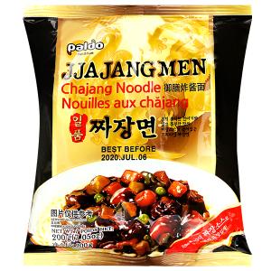 Mì trộn Paldo Jjajangmen tương đen gói 200g