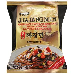Mì trộn tương đen Paldo Jjajangmen gói 200g