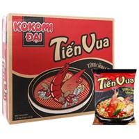 Thùng mì Tiến Vua Tôm chua cay gói 65g (30 gói)