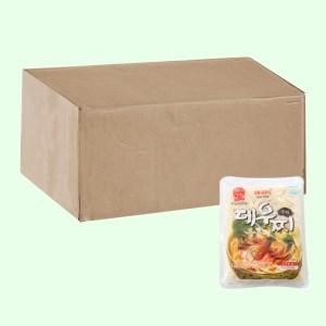 Thùng 50 gói mì Udon Hanil Bongojang 200g