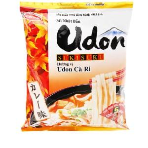 Mì Udon Sưkisưki cà ri gói 79g