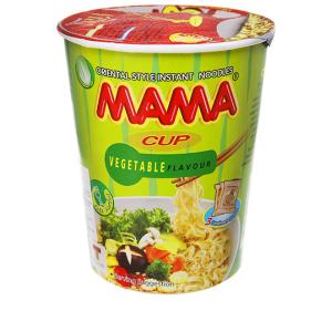 Mì chay Mama hương rau củ ly 60g