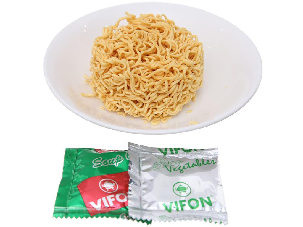 Mì Vifon Ngon Ngon kim chi ly 60g 6