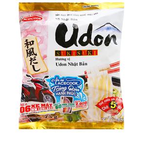 Mì Udon Sưkisưki vị Udon Nhật Bản gói 75g
