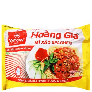 Mì xào spaghetti Vifon Hoàng Gia gói 120g