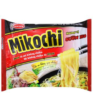 Mì không chiên Mikochi sườn heo gói 80g