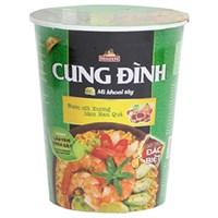 Mì ly khoai tây Cung Đình hương vị Lẩu tôm chua cay 65g