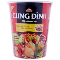 Mì ly khoai tây Cung Đình hương vị Cua bể rau răm 65g