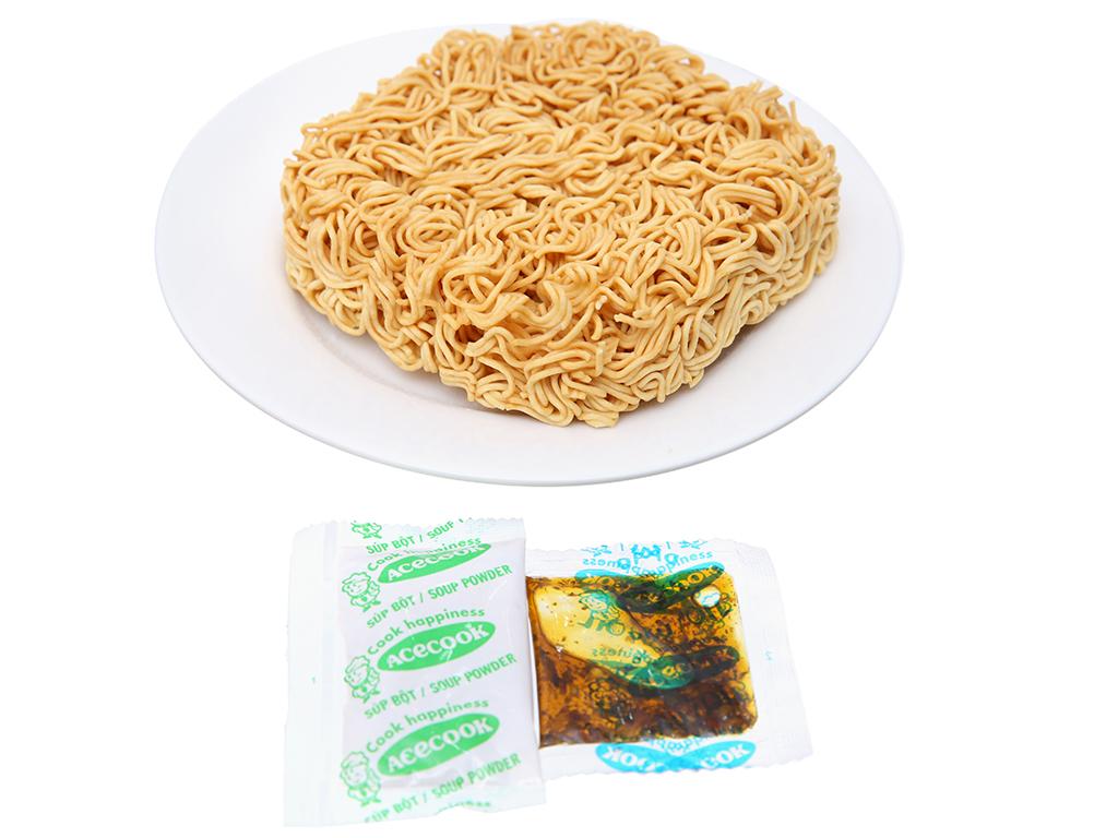 Thùng 30 gói mì Hảo Hảo hương vị tôm chua cay 75g 12