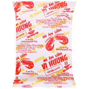 Mì Vị Hương sa tế gói 75g