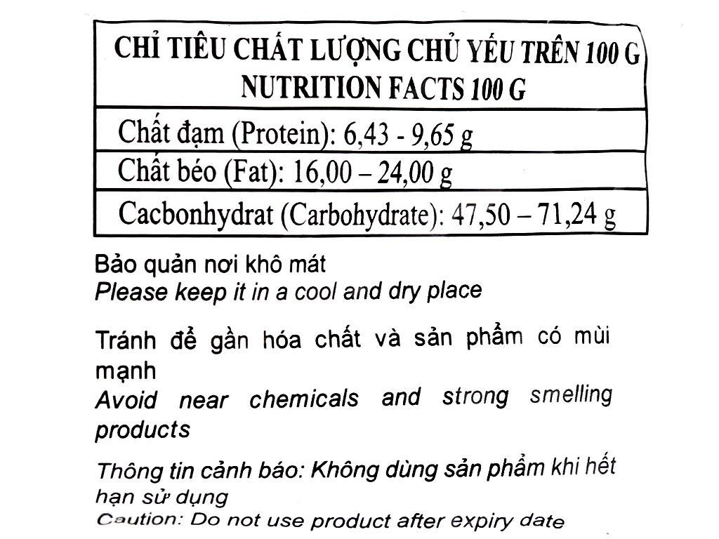 Thùng 30 gói mì xào thập cẩm Potato 75g 10
