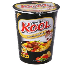 Mì Cung Đình Kool vị bò hầm ly 65g