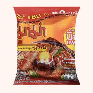Mì Mama hương tôm sốt kem Tom Yum gói 90g