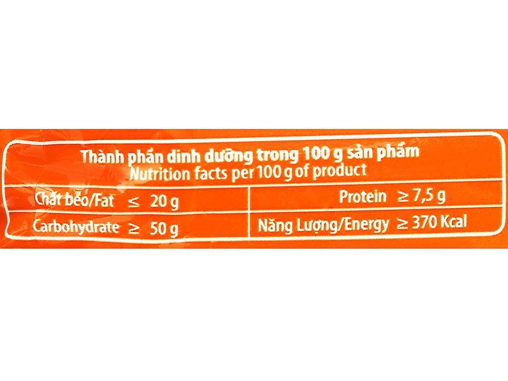 Mì Reeva bò hầm cải chua gói 85g 10